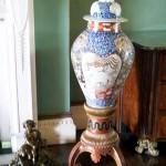 Vase, Blue d.r, Shug
