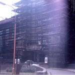 Building under repair