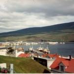 Akureyri town