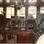 Trawler bridge