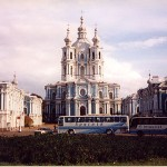 Smolny Institute, St. Petersburg