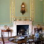 Chirk dining room