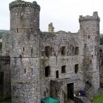 Harlech gatehouse