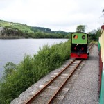 Llanberis railway & lake