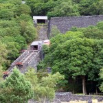Llanberis slate mine incline