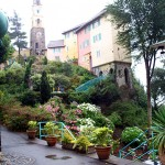 Portmeirion view