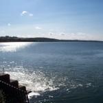 George V reservoir view