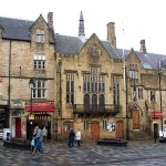 Durham old buildings