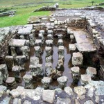 Hypocaust at Commander&#039;s House