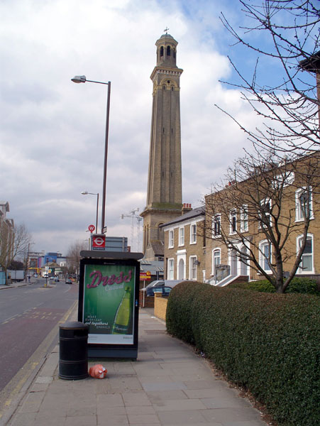 Kew Bridge Standpipe Tower