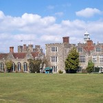 Knole, SW front