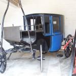 a Ragley carriage