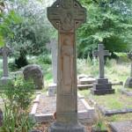 Emmeline Pankhurst tomb