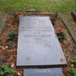 Richard Tauber tombstone