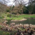 Ightham informal gardens