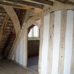 Attic partition