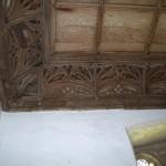 Great Chamber cornice