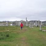 Callanish stones - wide view