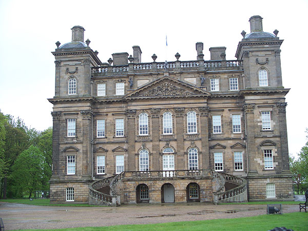 Duff House, front