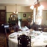 Castleside dining room