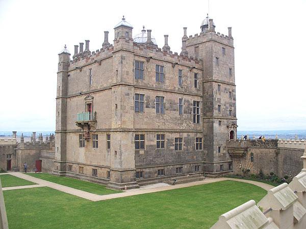 Little Castle from wall walk