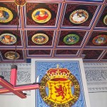 King's Presence Chamber ceiling