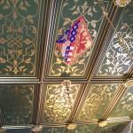 Gilded Ceiling, Palace
