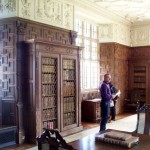 Library, Montacute