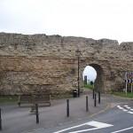 Roman East Entrance