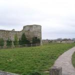 Inner bailey tower