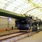 """18"""" Railway Gun"""