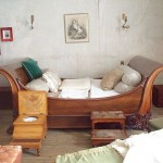 Guest Bedroom & boat bed