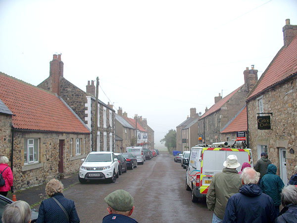 Village street, Holy I