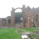 Priory ruins