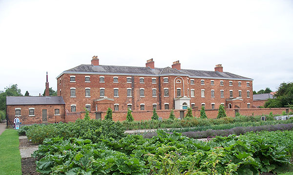Workhouse frontage