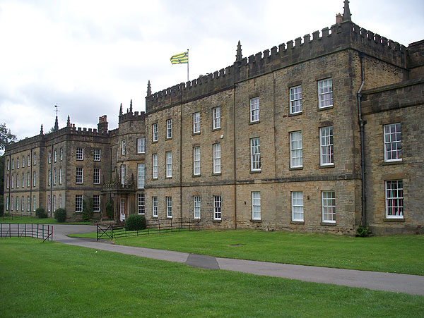 North front