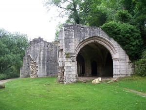 Gatehouse rermains