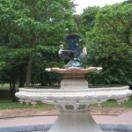 Seaton Park fountain