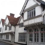 Former Sun Inn frontage