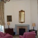 Queen Anne Summerhouse main room