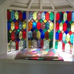 Stained Glass in Chapel -SG