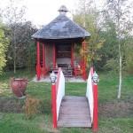 Chinese summerhouse
