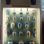 Glasswork display