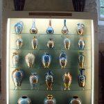 Glasswork display