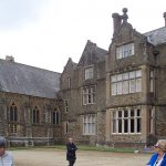 Great Hall on left