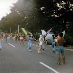 Dancers in Yoyogi Park