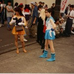 Comiket Shoujo Day - cosplayers