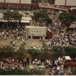 Comiket Shoujo Day - from above